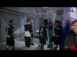 Чемпионат Польши 2017-18 / 37 тур / Лех Познань - Легия Варшава / 2 тайм
