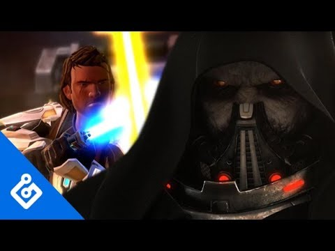 Will BioWare Make Another Star Wars Or Mass Effect Game