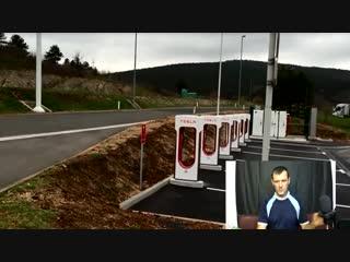 В Европе запретили бензиновые авто все переходят на электромобили