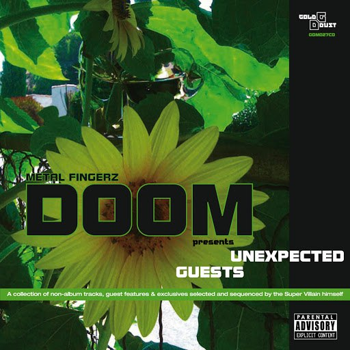 MF Doom альбом Unexpected Guests