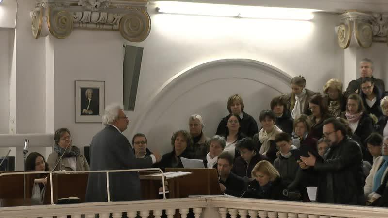 70 J. S. Bach - Wachet! Betet! Betet! Wachet!, BWV 70 - Lutheránia Budapest [Kamp Salamon]