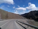 Перевал Чике-Таман. Спуск