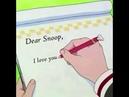 Dear snoop I love you