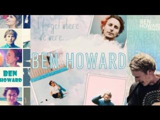 """[07.07.2018] ben howard   live @ """"afas"""", amsterdam (netherlands)"""