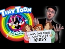 Ностальгирующий Критик Tiny Toons был написан детьми