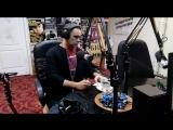 Максим Аншуков на Радио 40
