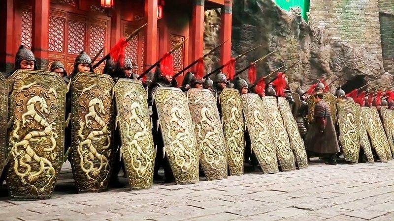 Вий 2 Тайна печати дракона Видео со съёмок фильма 2 2018