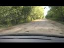 Дорога в моногород Рязанская область Шиловский район поселок Лесной