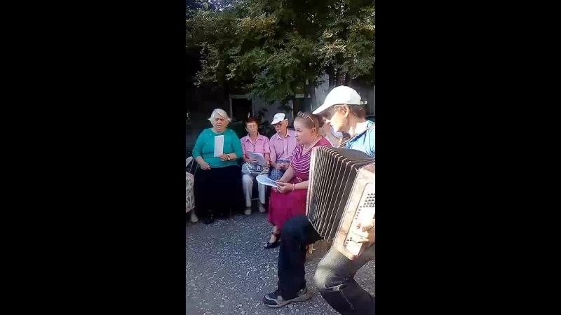 Ильинский посиделки В Рябиновом дворике