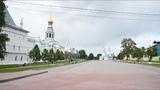 Новая бесплатная Wi-Fi-зона появилась на центральной площади Вологды