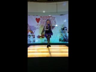COSPLAY FESTIVAL 2 - REINA C as Sheryl Nome