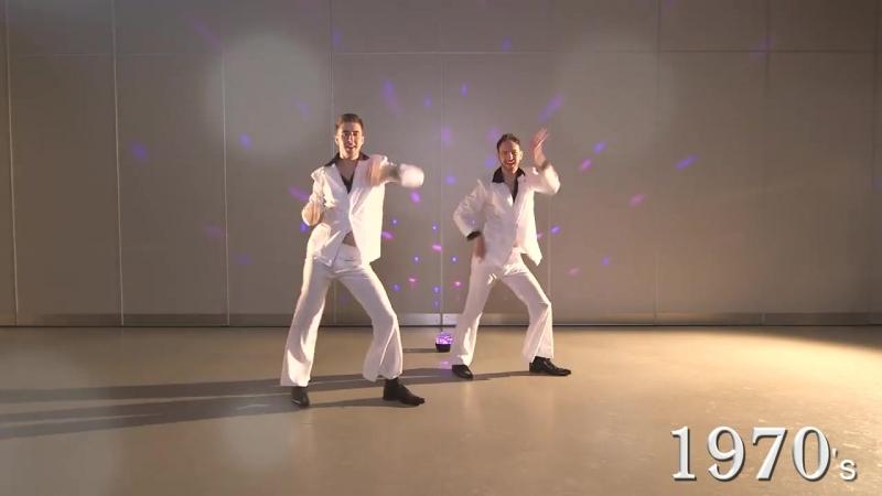 ANANKO DANCE SCHOOL Танцы сквозь время