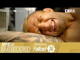 UFC 227 Embedded Vlog Series - Episode 2