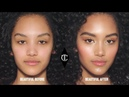 How To Apply NEW Transform Eyes Palette Charlotte Tilbury