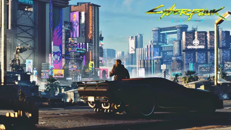 Cyberpunk 2077 – E3 2018 Trailer Music