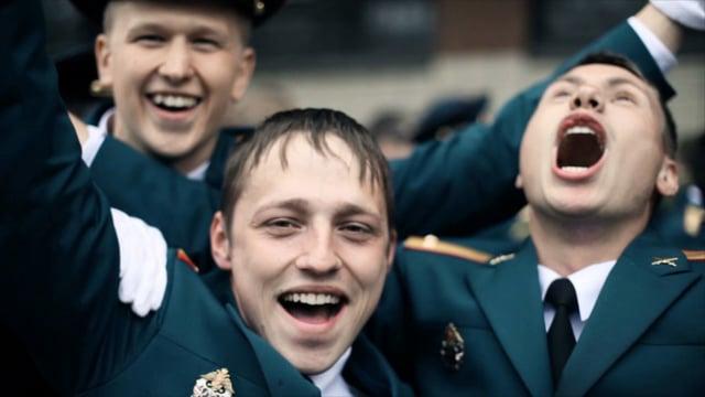 Выпускной 2011 года в военном училище трейлер
