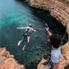 Фиолент|62м.Роупджампинг над морем| 23 и 24 июня
