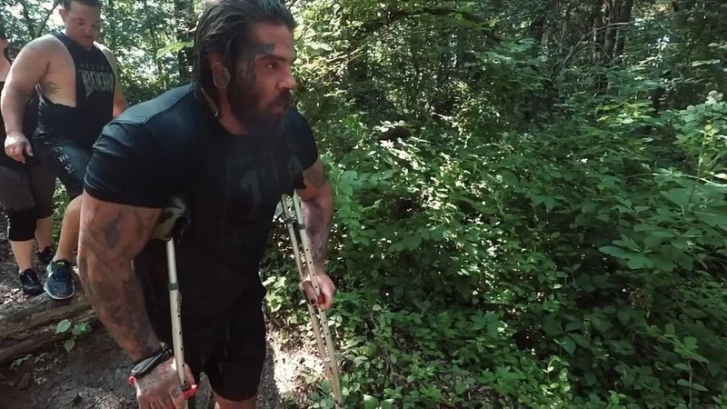 """Derek Weida on Instagram """"Here's what I've learned Resiliency doesn't feel like resiliency while you're being resilient. It just feels shitty. So..."""