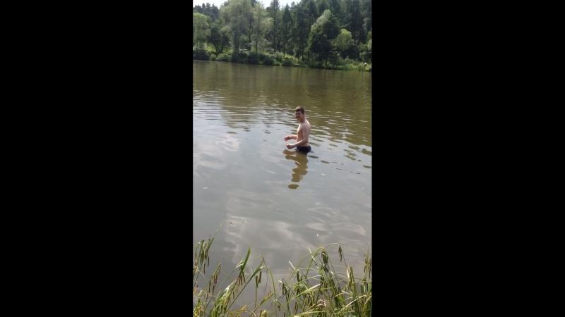 Тарелочка озеро