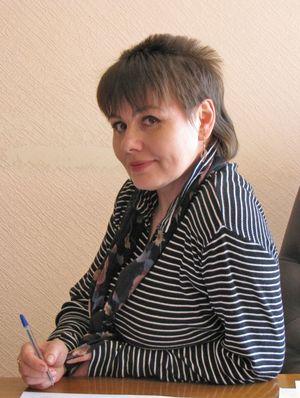 Наталья Алексеевна Бондаренко