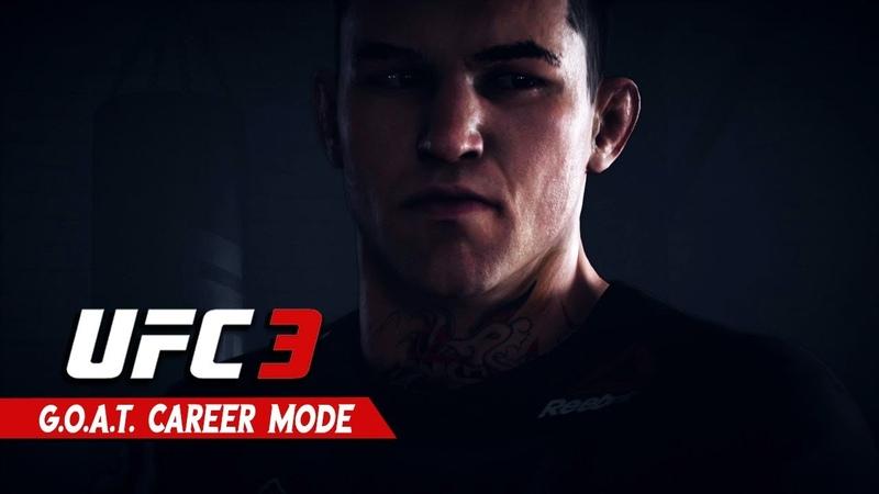 UFC 3 Career Mode - Ep 2 - LEE'S FIRST UFC FIGHT!!