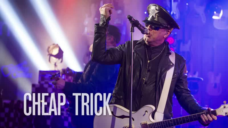 Cheap Trick I Want You To Want Me Guitar Center Sessions on DIRECTV