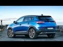 Обзор и тест драйв Opel Grandland X 1 6 CDTI 120 Л С 2018 Г В наваливаем ему по полной