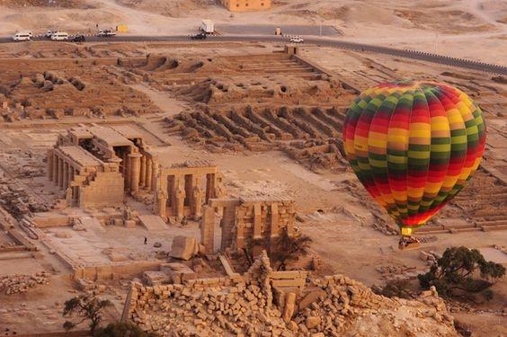 Грандиозные памятники Древнего Египта