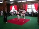Соревнования школы Тэнсин
