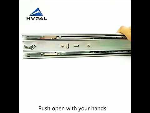 45 mm width Hvpal drawer slide 20180709