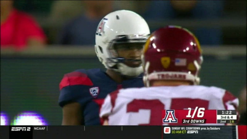 NCAAF 2018 Week 05 USC vs Arizona