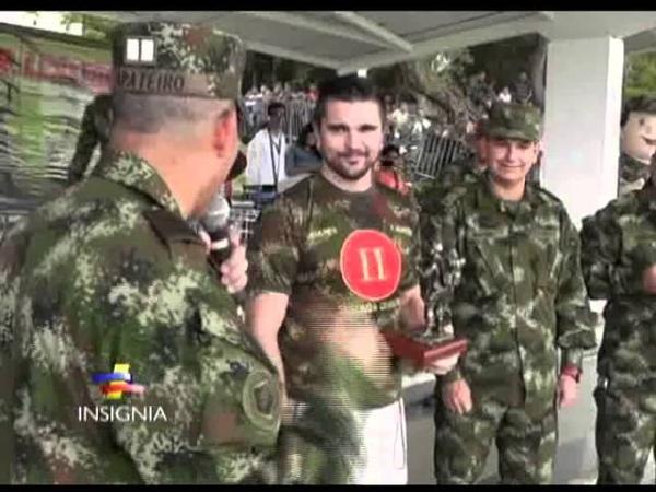 Juanes visitó a los soldados de la Quinta Brigada en Bucaramanga