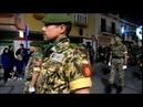 Pasacalles militares, LUZ y ANIMAS ALHAURIN de la TORRE 2018, Sabado de Pasion, 24/03