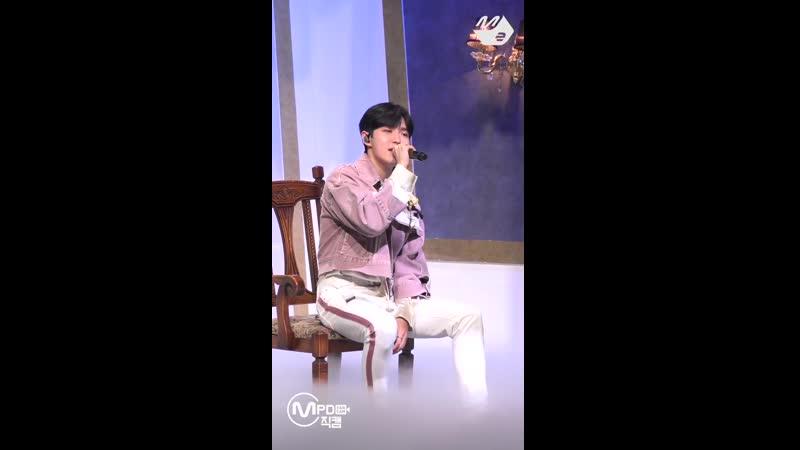 [MPD직캠] 김재환 직캠 4K '안녕하세요(Begin Again)' (KIM JAE HWAN FanCam) ¦ @MCOUNTDOWN_2019.5.23