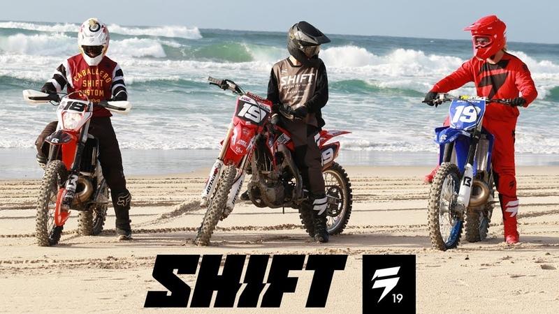 Shift 2019 Motocross Range