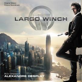 Alexandre Desplat альбом Largo Winch