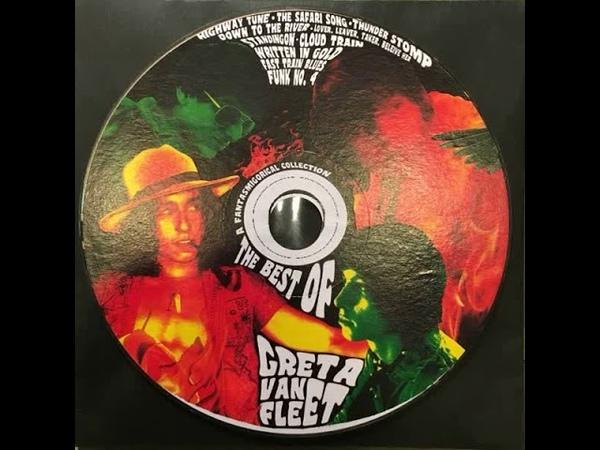 Greta Van Fleet - Fast Train Blues
