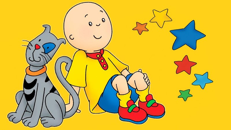 Books For Kids 📖 Caillou: Where's Gilbert? 📖 Story Time for Children
