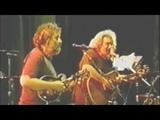 Jerry Garcia David Grisman-Ripple 2291 rehearsal