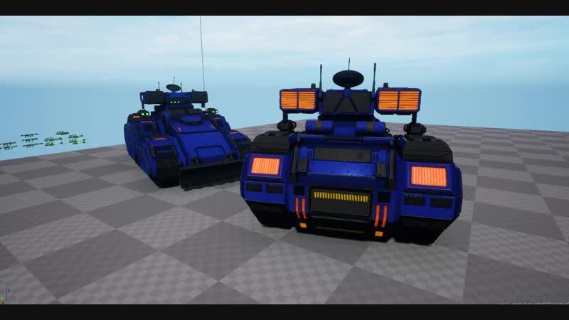 первый танк аквилон в движке