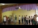 И. С. Бах. Гавот. Фрагмент. Исполняет 8 класс вальдорфской школы, руководитель ансамбля Алла Марушина