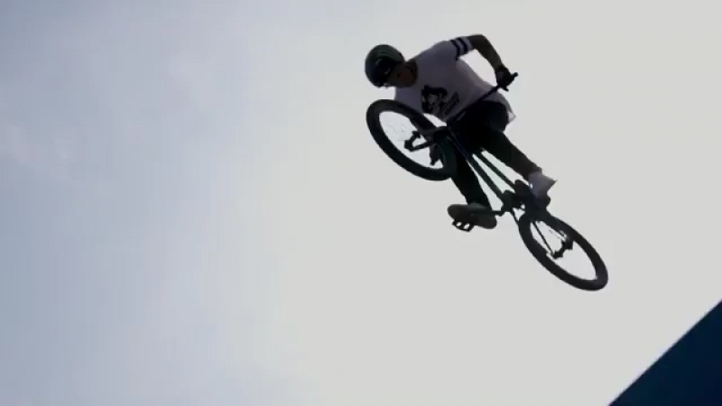 Alex Nikulin | BMX