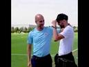 Guardiola welcoming mahrez to man city