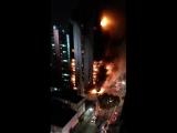 В Сан-Паулу обрушился небоскреб