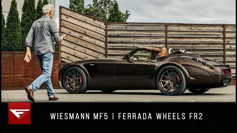 Wiesmann MF5 | The Backroads | Ferrada Wheels FR2
