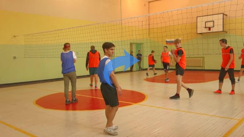 Волейбол ТВТ