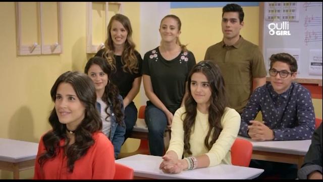 Келли Машап Kally's Mashup 1 сезон 51 серия Gulli Girl