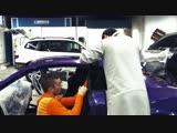 Покраска Drift авто Nissan Silvia S15 на полмиллиона