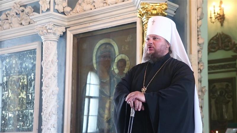 Слово митрополита Ферапонта в день памяти вмч. Феодора Стратилата