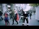 . PGA Industrial Dance Madness by Sayomi Poznań Game Arena COSPLAY video 2015